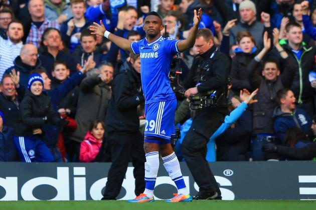 Samuel Eto'o Injury: Updates on Chelsea Star's Leg and Return