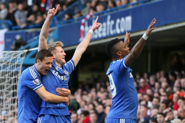 Chelsea vs. Arsenal Score, Grades and Post-Match Reaction