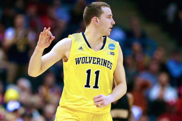 NBA Draft Notebook: Can Nik Stauskas Make Major Statement with Big Tournament?