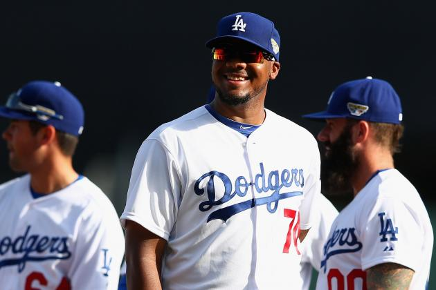 Dodgers Bullpen Is Strong, Stacked and Ready for High Expectations