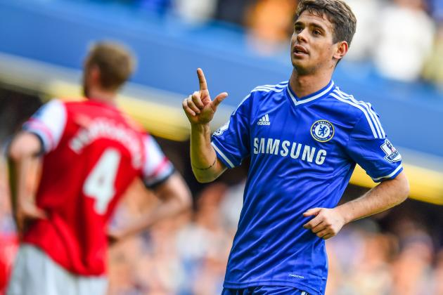 Chelsea vs. Arsenal Score, Grades and Post-Match Reaction