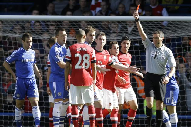 Chelsea vs. Arsenal: Twitter Reaction and Key Statistics from Saturday's Match
