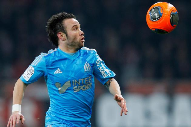 Liverpool Transfer News: Reds Wasting Time Chasing Mathieu Valbuena