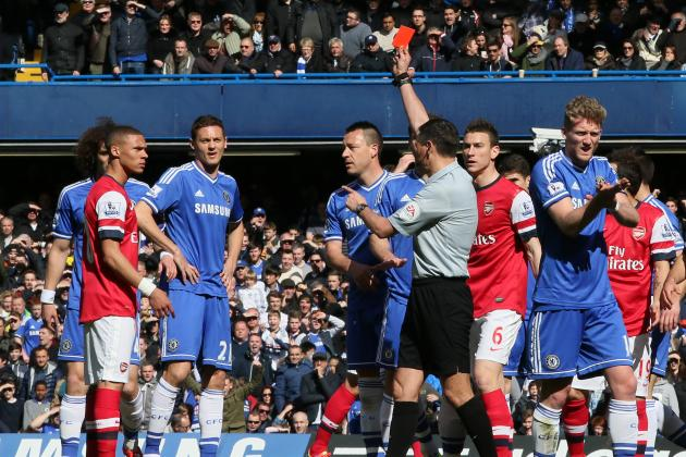 Chelsea vs. Arsenal: Post-Match Reaction from Jose Mourinho and Arsene Wenger