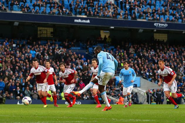 Manchester City vs. Fulham Score, Grades and Post-Match Reaction