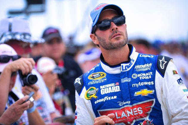 Why Jimmie Johnson Won't Start Turning Heads Until the 2014 Chase
