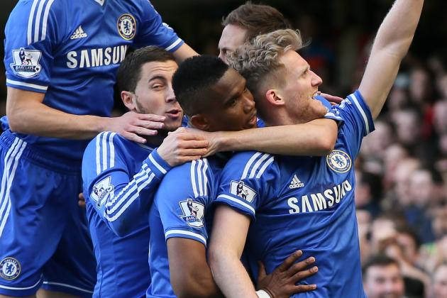Andre Schurrle Offers Timely Reminder for Chelsea with Key Role in Arsenal Rout