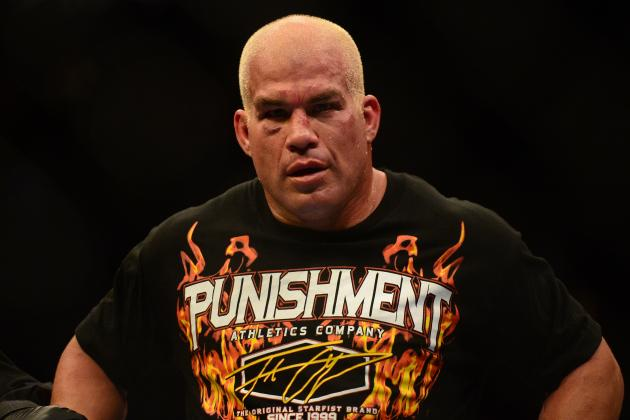 Tito Ortiz Training and Waiting for Bellator MMA to Call