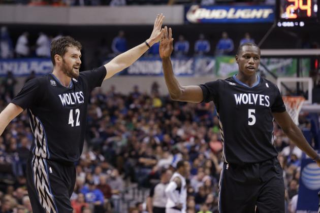 What Took the Minnesota Timberwolves so Long to Discover Gorgui Dieng?