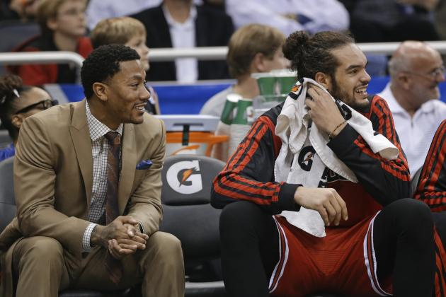 Are the Chicago Bulls Derrick Rose's Team Anymore?