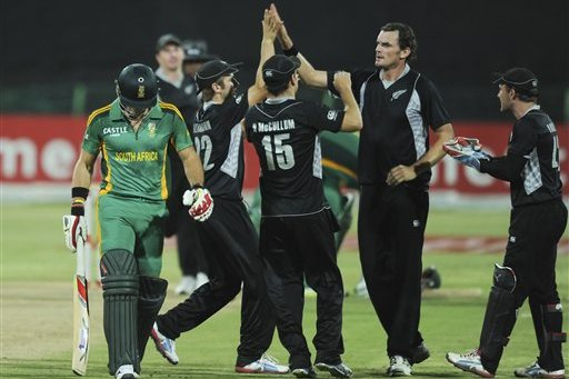 New Zealand vs. South Africa, World T20: Date, Time, Stream, TV Info and Preview