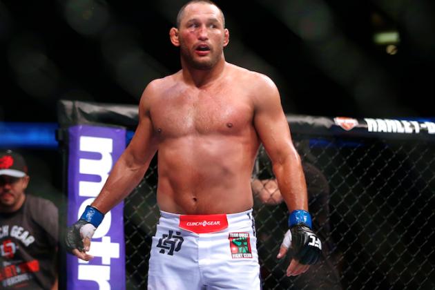 UFC Fight Night 38: Dan Henderson 'T's' It Up One More Time Against Shogun Rua