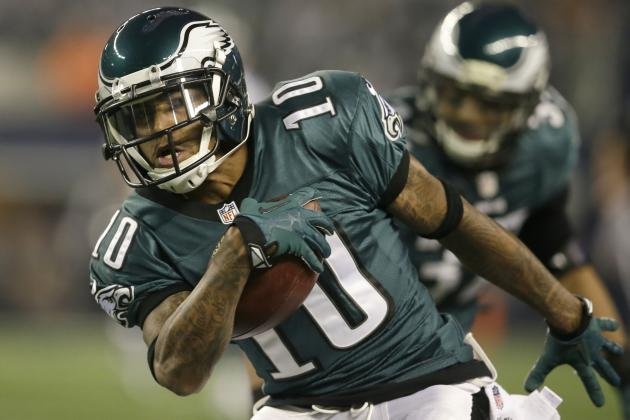 DeSean Jackson's Potential Trade Will Drastically Change Eagles' Draft Strategy