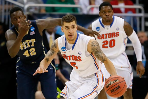 Florida vs. Pittsburgh: Live Score, Highlights and Reaction for Round of 32
