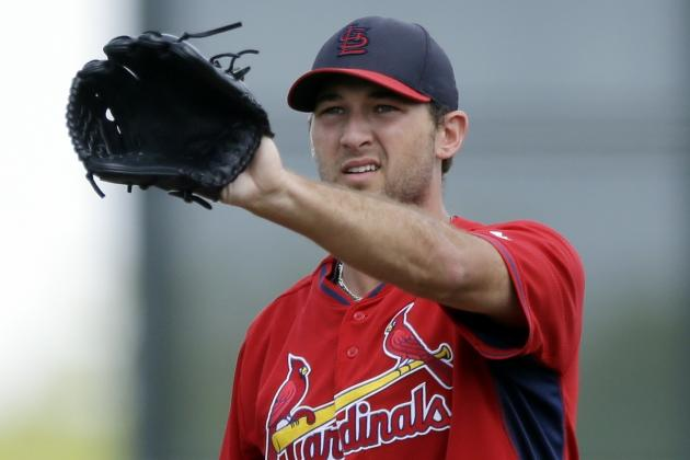 Michael Wacha Solid in Spring Outing Today vs. Astros