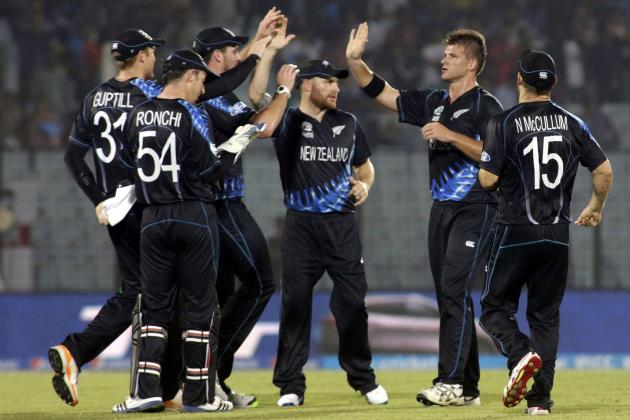 World T20 2014 Results: Saturday's Scores, Updated Group Tables, Top Performers