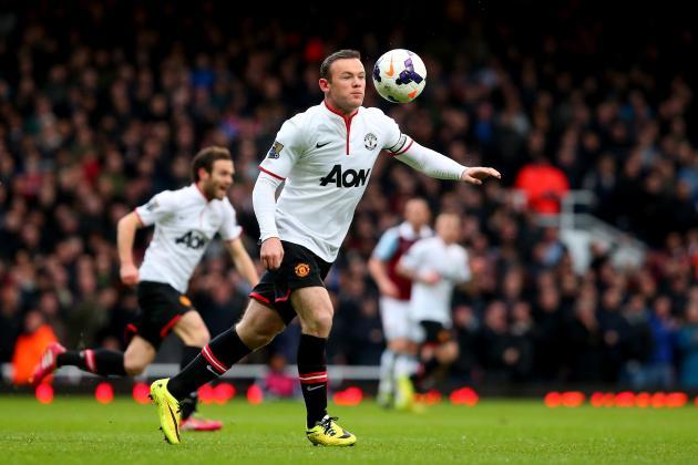 Wayne Rooney Jokes His Goal Was Better Than David Beckham's Famous Strike