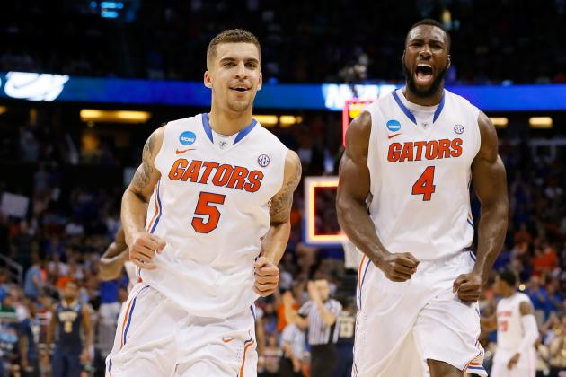Florida vs. Pitt: Score, Twitter Reaction and More from March Madness 2014