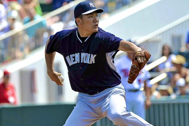 Updated Masahiro Tanaka Scouting Report After Latest Spring Performance