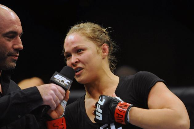 Anderson Silva: Dana White Owes UFC Fans a Rousey vs Cyborg Fight