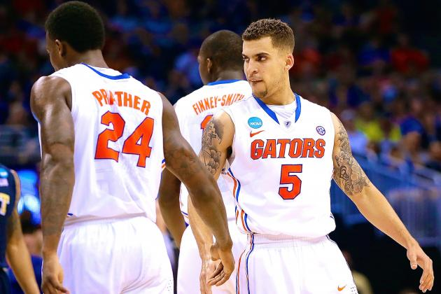 Gritty Florida Stifles Pitt to Reach Sweet 16, Poised for Return to NCAA Glory