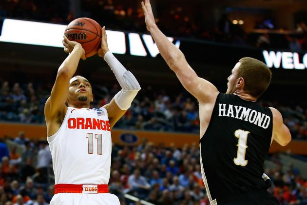 Syracuse vs. Dayton: Live Score, Highlights and Reaction for Round of 32