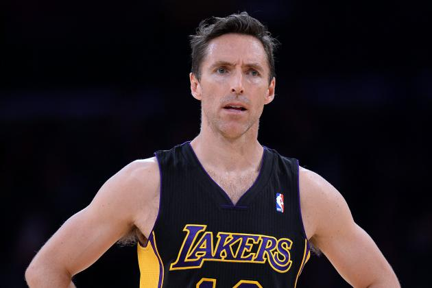 What Does Steve Nash Have to Prove by Playing This Year?