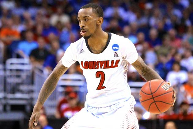 Louisville Rounding into Championship Form, Silences St. Louis to Make Sweet 16