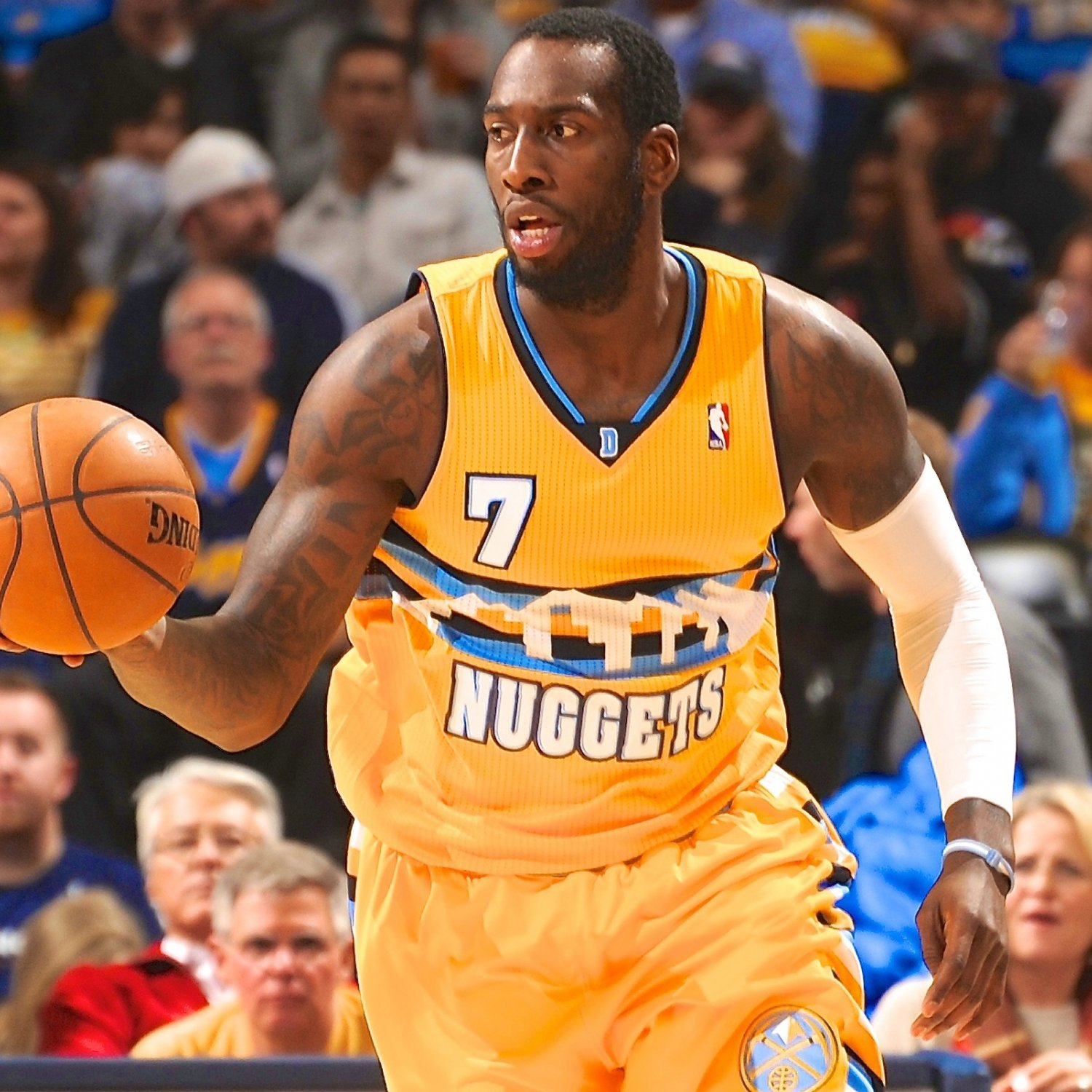 Nuggets Quarter Season Tickets: JJ Hickson Injury: Updates On Nuggets Forward's Knee And