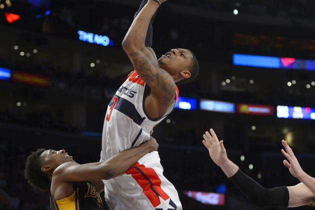Bradley Beal Was Not Impressed by Recent Wizards-Lakers Fight