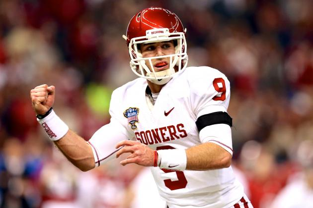 Trevor Knight's Focus Is on Being Oklahoma's Young Leader in 2014