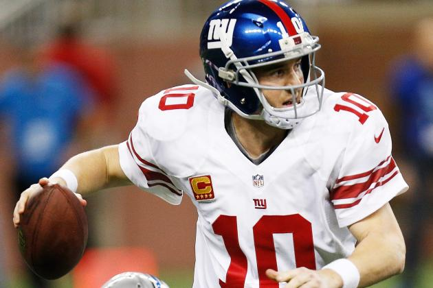 Giants May Wait Until After the 2014 Season to Address Eli Manning's Contract