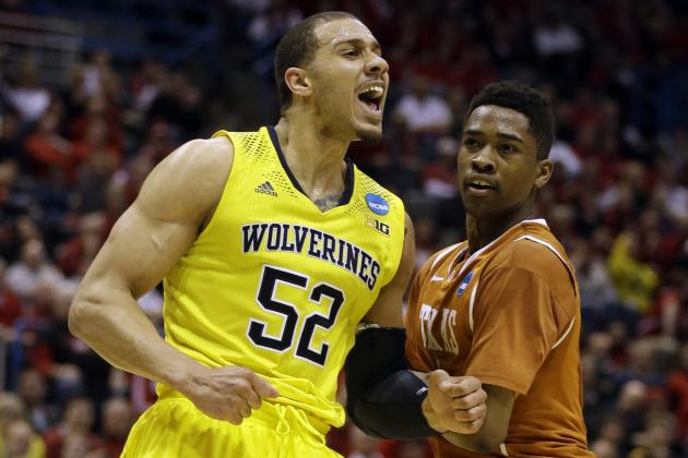 Michigan vs. Texas: Score, Twitter Reaction and More from March Madness 2014