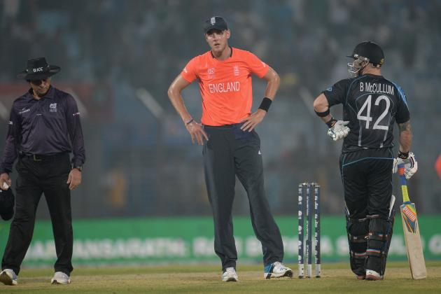 World T20: England vs. New Zealand Proves Duckworth-Lewis Doesn't Work in T20