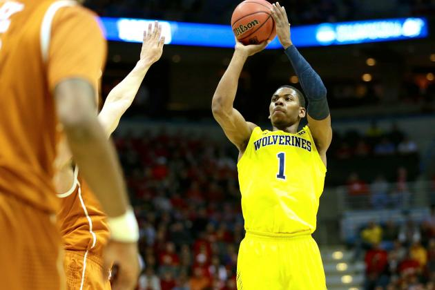 Michigan Continues to Shoot the Lights Out vs. Texas, Cruises into Sweet 16