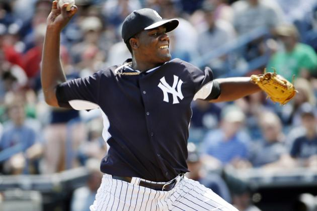 Spring Training: What to Take Away from Michael Pineda's Performance Thus Far