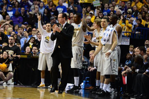 Kentucky vs. Wichita State Features Battle of 'Show Dogs vs. Mutts'
