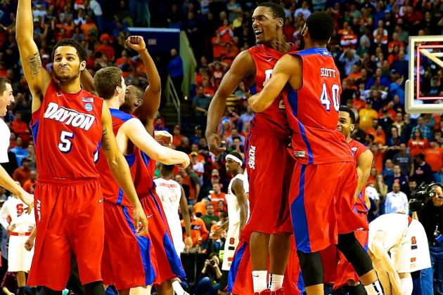 Syracuse vs. Dayton: Score, Twitter Reaction and More from March Madness 2014