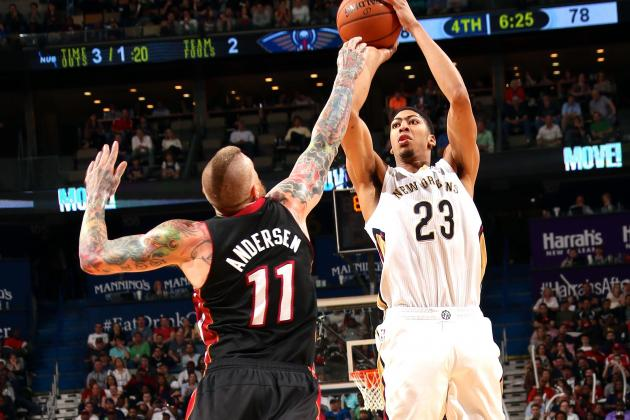 Miami Heat vs. New Orleans Pelicans: Live Score and Analysis