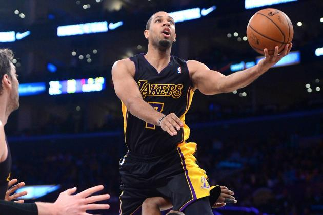Xavier Henry Injury: Updates on Lakers Guard's Wrist and Recovery