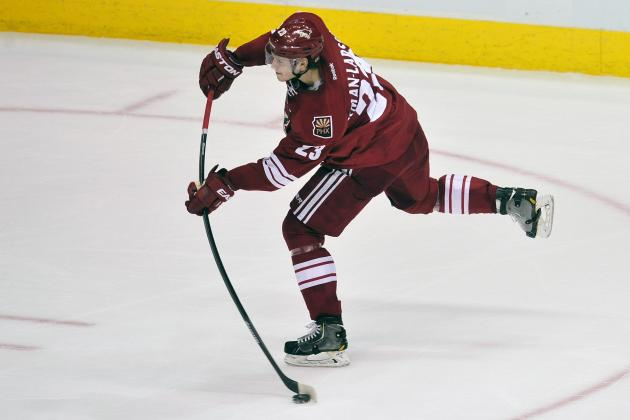 Watch: Ekman-Larsson Shows off Stick Handles, Scores