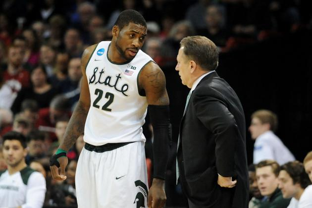 Branden Dawson's Resurgence Adding Momentum to Michigan State's Title Bid