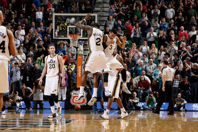 Utah Jazz Guard Trey Burke Nails Game-Winning Baseline 3 to Beat Orlando Magic