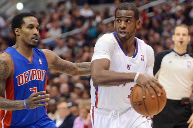 Chris Paul Joins Elite Group by Reaching 6,000 Assists in 9 Seasons