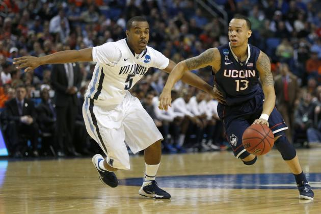 Villanova vs. UConn: Score, Twitter Reaction and More from March Madness 2014