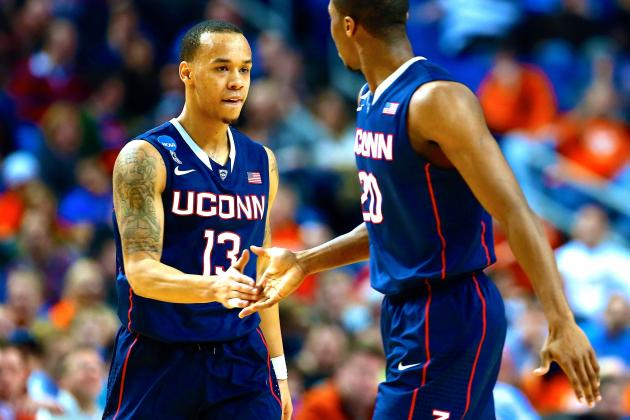 Shabazz Napier Strengthens Player of the Year Credentials in Upset of Villanova