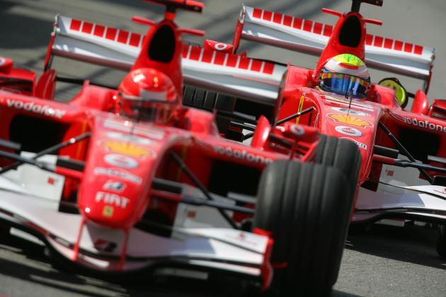 When Did Ferrari Last Produce the Best Car on the F1 Grid?