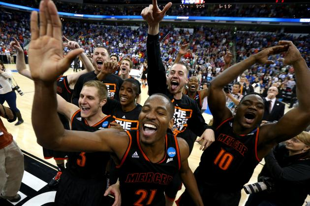 NCAA Tournament TV Schedule 2014: 3rd-Round Viewing Info and Updated Bracket
