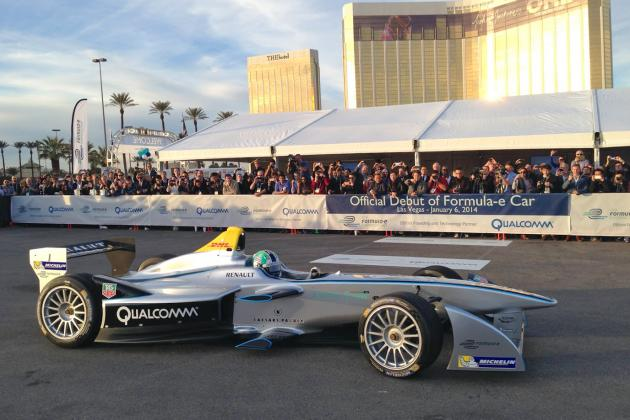 Can Formula E Make an Impression on Motorsports Fans?