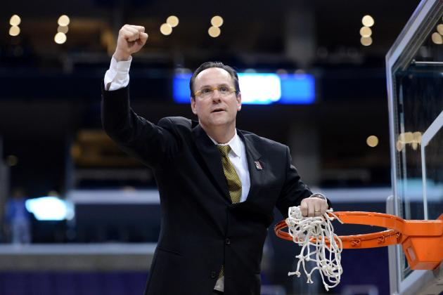 Gregg Marshall Named 2014 Naismith Men's College Coach of the Year